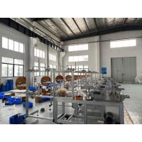 Quality Fast Speed Ear Loop Face Mask Making Machine With Sealing Function for sale