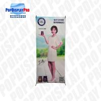 Quality Wood Cardboard Display Stand X Banner Promotion Standee Character for sale