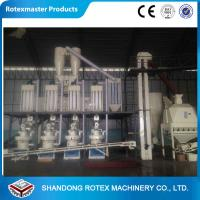 Quality Capacity 2.5-3.5 T/ H Wood Fuel Pelleting Machines , Wood Pellets Maker YGKJ850 for sale