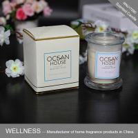 Buy Efficient Recycling Natural Scented Candle Non Toxic For Party / Express at wholesale prices