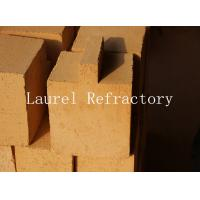 Quality Mullite Insulation Fire Brick , Refractory kiln fire brick fireplace mortar for sale