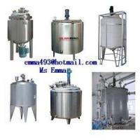 Buy cheap Mixing Tank,Mixing Vessel,Industrial Mixer,Agitation Tank from wholesalers
