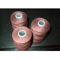 China 20s/2 3000yds High Tenacity Polyester Thread For Thick Fabric on sale