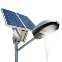 Quality Waterproof COB LED Street light IP66 AC 85 - 277V energy efficient with RGB base for sale