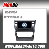 Buy cheap double din car stereo for VW Gol 2013 2014 Car dvd player gps navigation touch from wholesalers