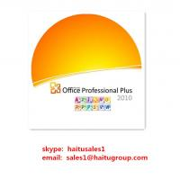 Buy cheap Professional Plus Office 2010 For Microsoft Office Product Key Code from wholesalers
