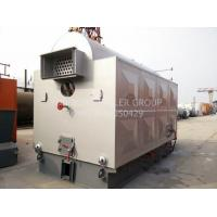 Quality 4 Ton Hand Feeding Biomass Fired Steam Boiler Industrial Palm Husks / Peanut Shells for sale