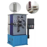 Quality Automatic Coiling CNC Spring Machine Stability With Color Monitor Display for sale