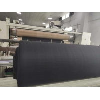 Quality Black Needle Punching Nonwoven Fabrics Manufacturer ISO Certificated for sale