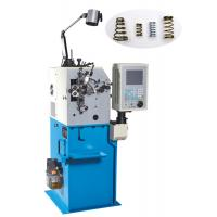 Buy cheap Wire Diameter 0.1mm to 0.8mm High Precision Automatic 2 Axis CNC Spring Machine from wholesalers