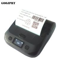 China 80mm Bluetooth Receipt Printer Mini Thermal Receipt Printer for Samsung Android Smartphone on sale