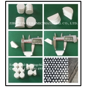 Buy cheap 92% 95% alumina customized trapezoidal wear ceramic tile lining from wholesalers