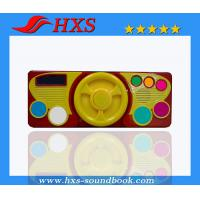 Quality 2015 Hot Selling Educational Talking Book Music Sound Module or Sound Pad for Children for sale