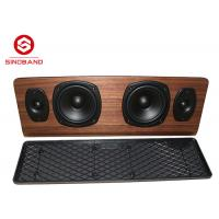 China Home Theater Wooden Cell Phone Bluetooth Speakers with Microphone on sale