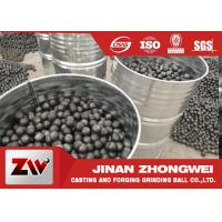 Quality The hottest mines forge steel balls Specifications are c45 ang60Mn materialball mill grinding for sale