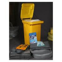 Quality Universal Chemical Spill Kit For Industrial Workplace Emergency Spills for sale