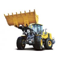Buy cheap XCMG Strong Structure ZL50GV Earthmoving Machinery Long Service Life from wholesalers