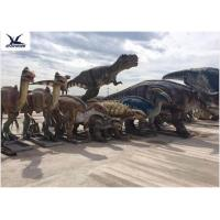 Quality Jurassic Park Dinosaur Project Giant Animatronic Moving Dinosaur Realistic Model for sale