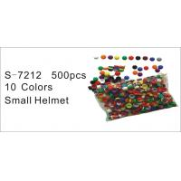 China Helmet Toy, Educational Toy, Counting Toy, Teaching Aid, Teaching Aid, 10 Colors Small Helmet Caps (S-7212) on sale