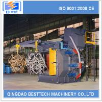Quality Q37 hook type sand blasting machine for sale