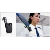 Buy cheap Law enforcement equipment mini video camera recorder for police body worn camera from wholesalers