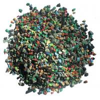 Quality Skid Proof Artificial Grass Rubber Granules Multi Colors For Training Places for sale