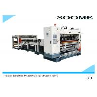 Quality Type NC Roll To Sheet Cutting Machine Exquisite Printing Pattern Supply Power 380V 50Hz for sale