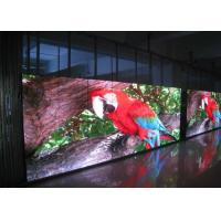 China High Definition SMD Large Led Display Screen , Advertising Led Video Display full color p3.91 linsn /nova control on sale