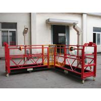 Steel Powered Suspension Cradle High Working for Cleaning