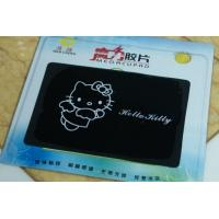 Quality Custom Silicon Phone Mats Durable Mobile Phone Mat With Cartoon for sale