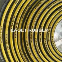 hydraulic rubber hose, hydraulic hose, hose assembly 、top quality  reinforced rubber air hose