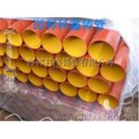 Quality SML  cast iron epoxy pipe for sale
