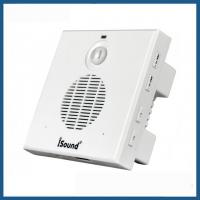 Quality COMER infrared sensor safety alarm MP3 sound speaker voice prompt devices for sale