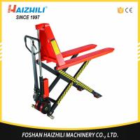 Quality Quick lift hydraulic 1.5 ton scissor lift hand pallet truck with cheap price for sale