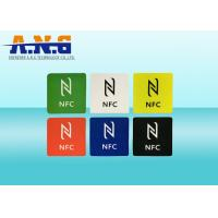 Buy cheap Contactless 13.56Mhz HF Rfid Tags Ntag216 Ntag215 For Mobile Phone from Wholesalers
