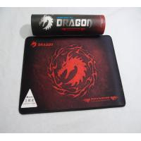 China Standard size 220*180mm natural rubber foam mouse pad for printing on sale