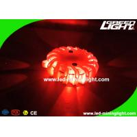 Quality Magnetic Safety Led Emergency Beacon Flares for Road , 9 Kinds Lighting Mode for sale