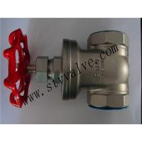 Buy cheap Gate Valve 200WOG Thread end,NPT/BSPT/BSP from Wholesalers