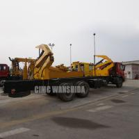 Buy cheap 20ft 40ft container side loader sidelifter side lift container trailer container from wholesalers