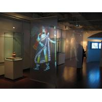 Buy cheap Self Adhesive Clear Rear Projection Screen Film For Shop Window Advertising from wholesalers