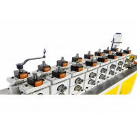 Buy cheap High Speed Small Diameter V Band Clamp Cold Roll Forming Machine from wholesalers