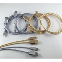 Quality type c cable QC2.0 QC3.0 TYPE C TO TYPE C cable for sale