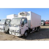 Quality T-King Brand New Diesel Engine 4x2 3Ton Refrigerated Truck Prices for sale