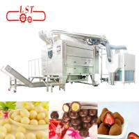 Quality Non Contamination Chocolate Coating Machine For Pharmaceuticals Industrial for sale