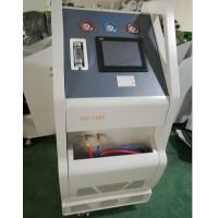 Buy cheap 3 / 8 HP Compressor Automotive AC Recovery Machine A / C System Flushing / from wholesalers
