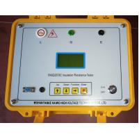 Quality Water Cooled Type Generator Test Equipment Insulation Resistance Test Set for sale