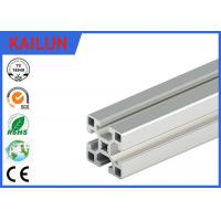Quality Aluminum T - Slotted Framing System 40 X 40 Mm , 2 Mm Wall Thick Aluminium Extrusion Accessories for sale