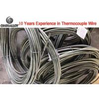 Quality Type K J Thermocouple Bare Wire 1000℃ Class I Accuracy for sale