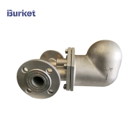 China XYSLT80 PN16 DN80 Flange type SS304 316L Lever ball Float  steam trap for dyeing Line on sale