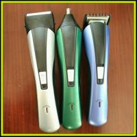 Buy NHC-2012 3 In 1 Hair Nose Beard Men's Hair Trimmer Rechargeable Hair Clipper Barbo Trimmers at wholesale prices